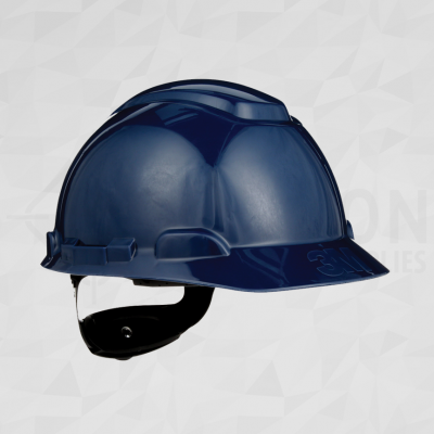 3M Hardhat Navy Blue
