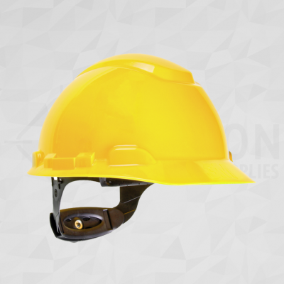 3M Hardhat Yellow