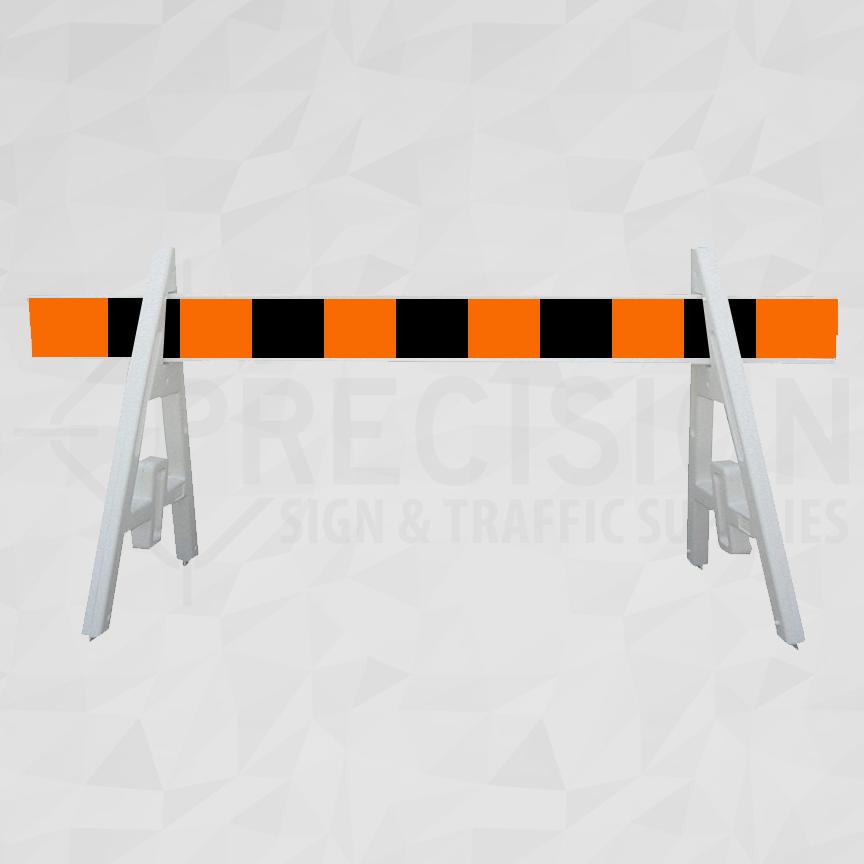 A-Frame Barricade 8ft Length Non Directional