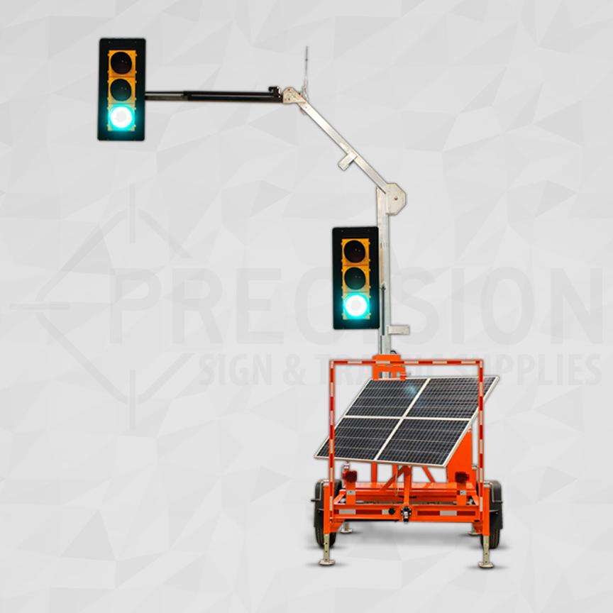 North America Traffic Portable Traffic Signal