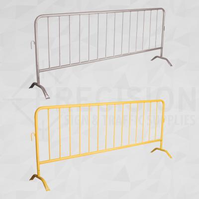Portable Interlocking Barriers