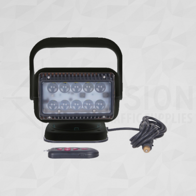 LED Magnetic Remote Controlled Work Light