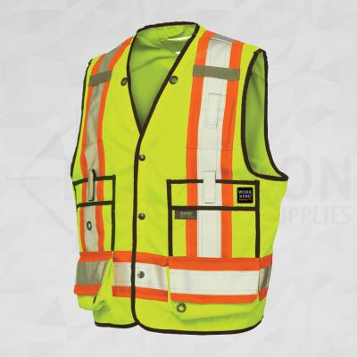 Polyester Tear-Away Safety Vest