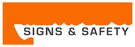 Precision Sign & Traffic Supplies Logo